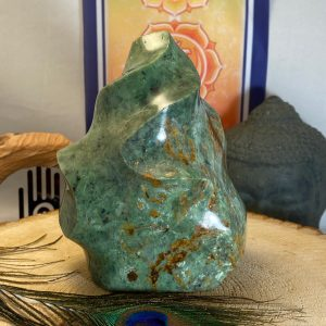 Chrysoprase Flame