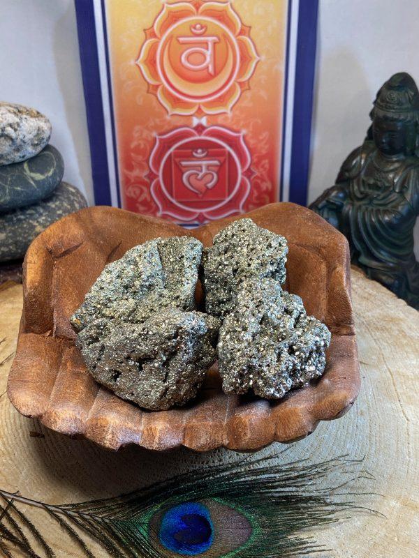 Pyrite Medium Crystal