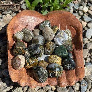 Ocean Jasper Tumble Crystal