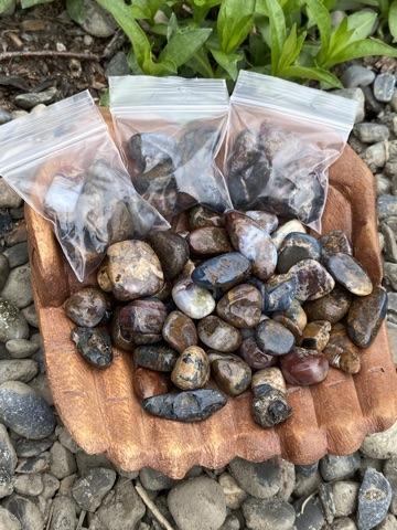 Pietersite Tumble Crystals